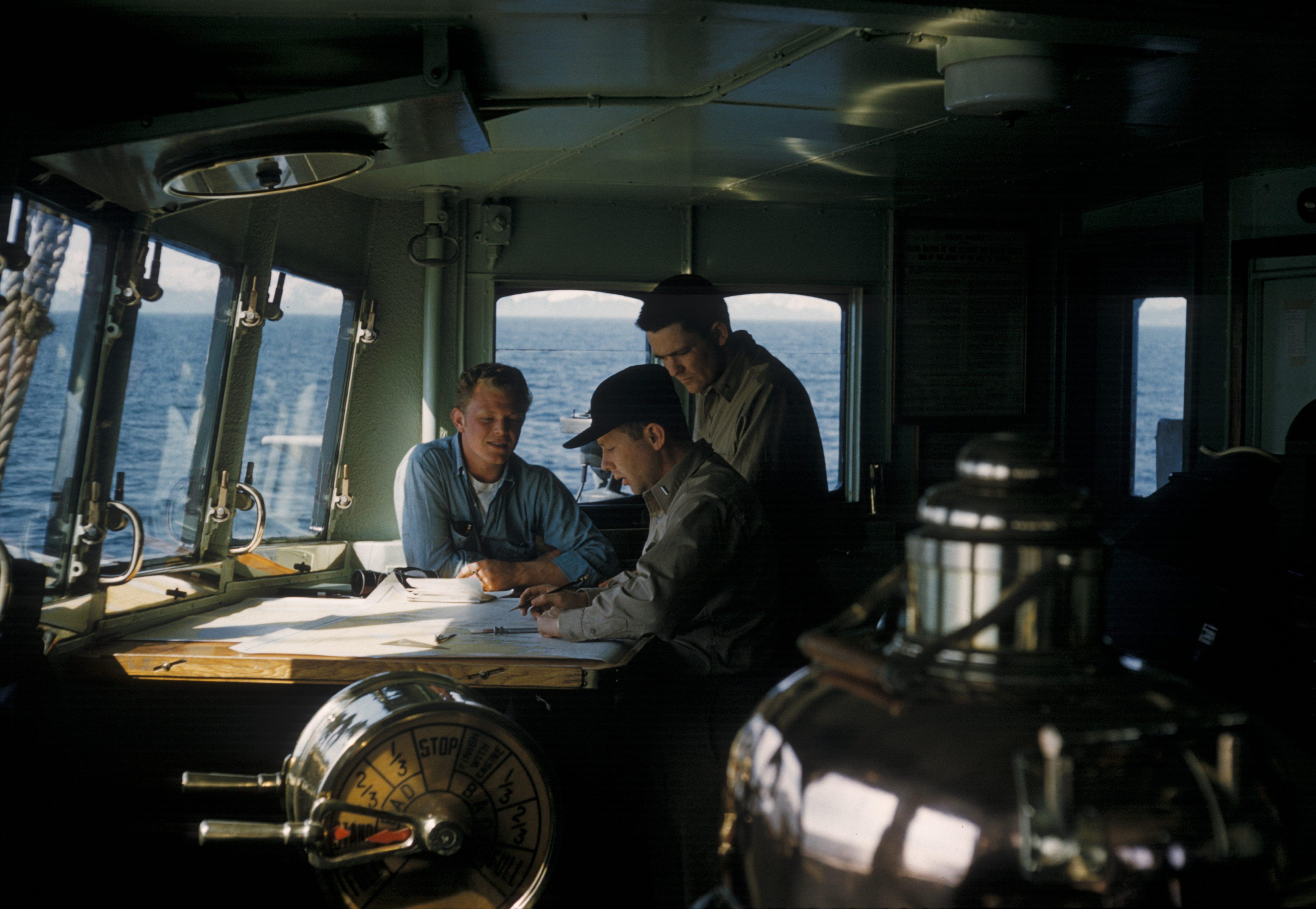 Vessel Crewing Software